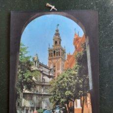 Carteles de Turismo: BONITO CARTEL PARA COLGAR SEVILLA. Lote 286407928