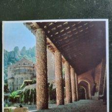 Carteles de Turismo: BONITO FOTO, CARTEL MONUMENTOS. Lote 286409003