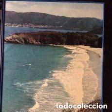 Carteles de Turismo: CUADRO - PÓSTER RÍA DO BARQUEIRO. GALICIA EDITA: SECRETARIA XERAL PARA O TURISMO. XUNTA DE GALICIA. Lote 292531348