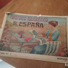 Carteles de Turismo: PORTFOLIO FOTOGRÁFICO DE ESPAÑA. Lote 292946778