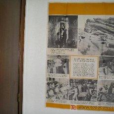 Carteles: **GRAN CARTEL,----ESCUELA DE MINAS DE COLORADO (1944)---- ¡¡¡¡ UNA JOYA !!!! **. Lote 26428318