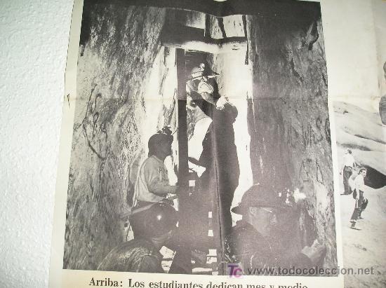 Carteles: **GRAN CARTEL,----ESCUELA DE MINAS DE COLORADO (1944)---- ¡¡¡¡ UNA JOYA !!!! ** - Foto 3 - 26428318
