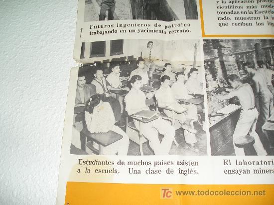 Carteles: **GRAN CARTEL,----ESCUELA DE MINAS DE COLORADO (1944)---- ¡¡¡¡ UNA JOYA !!!! ** - Foto 6 - 26428318