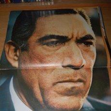 Carteles: ANTHONY QUINN : PÓSTER DE MEDIADOS DE LOS AÑOS 70. Lote 8521985