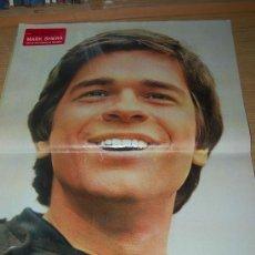 Affissi: MARK SHERA ( LOS HOMBRES DE HARRELSON ) : PÓSTER DE MEDIADOS DE LOS AÑOS 70. Lote 9714294