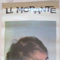 Carteles: CARTEL, CANTANTE Y ARTISTA. - LI MORANTE - 1962. PHILIPS. ENVIO GRATIS¡¡¡. Lote 29665951