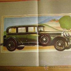 Posters - POSTER DE HISPANO SUIZA, POSTER AÑOS 70 - 25126961