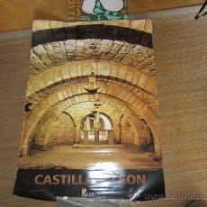 Carteles: PALENCIA SAN ANTOLIN, 95. MURAL CASTILLA Y LEON. Lote 28746061