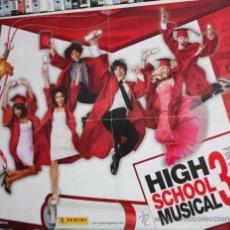 Carteles: POSTER DE HIGH SCHOOL MUSICAL 3 (FIN DE CURSO). Lote 29687054