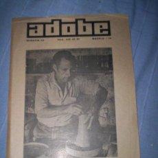 Carteles: CARTEL EXPOSICION ALFARERIA DE PRIEGO . CUENCA EN MADRID 1981 ARTESANIA. Lote 30231093