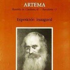 Carteles: CARTEL MAESTROS DE LA PINTURA FLAMENCA SIGLO XVII. 1978. 34X61. BARCELONA.. Lote 34362951