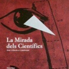 Carteles: CARTEL LA MIRADA CIENTÍFICS.1992.ICONO.34X48 CM.OFFSET. Lote 34428510