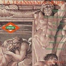 Carteles: CARTEL LA TRANSVANGUARDIA 1983 FUNDACIO MIRO. CATALUNYA. BARCELONA.42X62.1983. Lote 57851796