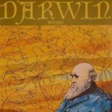 Carteles: CARTEL DARWIN 1809-1882.1982.FLOS, R. / SERRAHIMA, M. Lote 62598306
