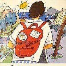 Carteles: CARTEL L'ESTIU ES TEU. 1988 SESE. CATALUNYA 34X49. Lote 36018004