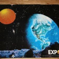 Carteles: CARTEL EXPO 92 DE SEVILLA. Lote 39207524