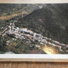 Carteles: CARTEL LA PROVINCIA DE CADIZ A VISTA DE PAJARO BENAMAHOMA CARTEL-UNICAJA-60. Lote 39585949