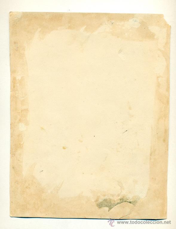 Carteles: ANTIGUA LAMINA POSTAL CROMO - NIÑOS TOCANDO ORQUESTA BEBES INSTRUMENTOS DE VIENTO - Foto 2 - 39854769