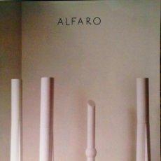 Carteles: CARTEL EXPOSICION ALFARO, 1991, 50X70 CM APROX. Lote 41014129
