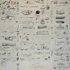 Carteles: CARTEL DIBUIXOS ORIGINALS DE FRANCESC ARTIGAU. Lote 41610702