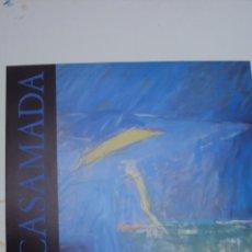Carteles: CARTEL ORIGINAL EXPOSICIÓN RAFOLS CASAMADA. Lote 42024018