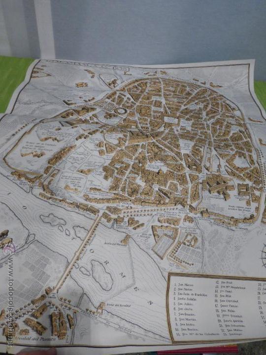 enorme cartel de un plano de la ciudad de salam - Comprar en ...