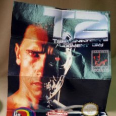 Posters - POSTER, TERMINATOR 2, JUDGMENT DAY, GAME BOY, MATUTANO, 60 X 40 CM - 43434999