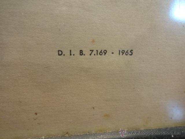Carteles: AUCA DEL NOI DE RUBÍ DE CASAT I DE FADRÍ. FIRMADA, NUMERADA Y ENMARCADA. 45 X 65 CM. LEER - Foto 10 - 43570606