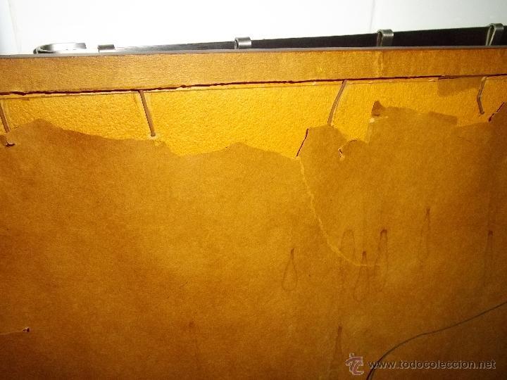 Carteles: RARO CUADRO OLEO SOBRE TABLA CARTEL ORIGINAL AÑOS 30 PIN UP BURLESQUE ART DECO RARO - Foto 5 - 45340538