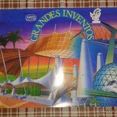 Carteles: CARTEL DANONE EXPO 92 SEVILLA 1992. Lote 46197656