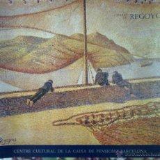 Carteles: CARTEL EXPO DARIO DE REGOYOS CENTRE CULTURAL LA CAIXA BARCELONA. Lote 46642660