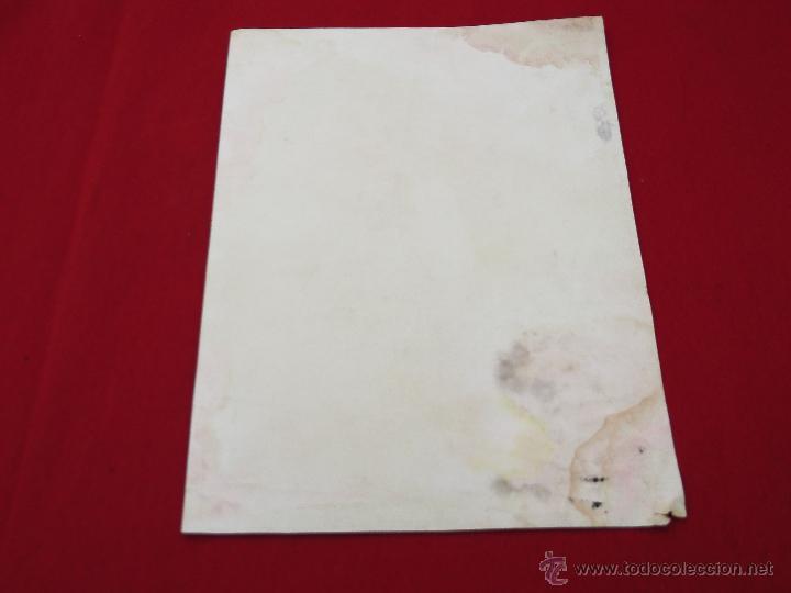 Carteles: Antiguo cartel-mini póster La Guerra - Foto 2 - 47990967