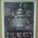 Carteles: CARTEL ORIGINAL GRAN FORMATO DE EXPOSICIÓN ORLANDO PELAYO.. Lote 51044623