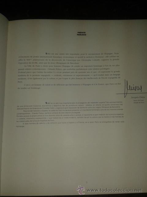 Carteles: Cartel original gran formato de exposición Orlando Pelayo. - Foto 3 - 51044623
