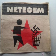 Carteles: NETEGEM - CARTEL. Lote 51791324