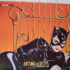 Carteles: CINEMASPOP. ANTONIO DE FELIPE.. ..ENVIO CERTIFICADO INCLUIDO EN EL PRECIO.. Lote 53042530