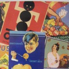 Carteles: CARTEL EXPOSICIÓN ENTRE NARANJOS LA RIBERA ALTA VALENCIA AÑOS 90. Lote 55045092