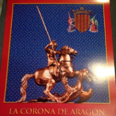 Carteles: CARTEL LA CORONA DE ARAGON. Lote 56654009