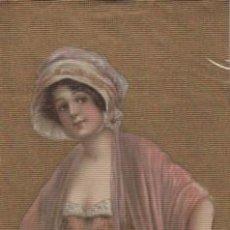 Carteles: LAMINA PAPER TELA - MODERNISTA 1897 PARIS - FRANCIA -. Lote 58430300