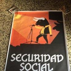 Plakate - seguridad social cartel concierto valencia - 56283348