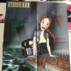 Carteles: PÓSTER TOMB RAIDER 3. Lote 64632513