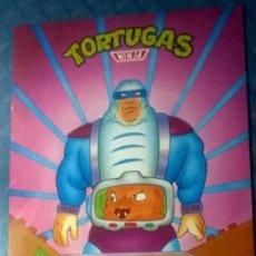 Carteles: TORTUGAS NINJA TMNT POSTER Nº 15 MATUTANO AÑO 1990 MIRAGE STUDIOS. Lote 65684534