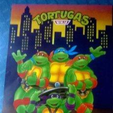 Carteles: TORTUGAS NINJA TMNT POSTER Nº 14 MATUTANO AÑO 1990 MIRAGE STUDIOS. Lote 65684926
