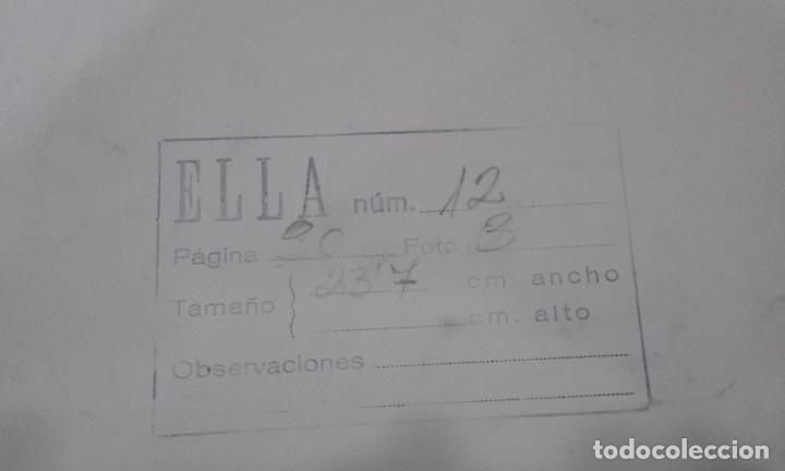 Carteles: Maqueta original para la Revista Ella (Núm. 12). Dibujo de Maryan Ribas - Foto 3 - 67991717