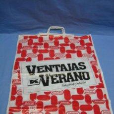 Carteles: ANTIGUA BOLSA COMERCIAL CON PUBLICIDAD DE ESTABLECIMIENTO DE CORDOBA.GALERIAS PRECIADOS. Lote 72342447