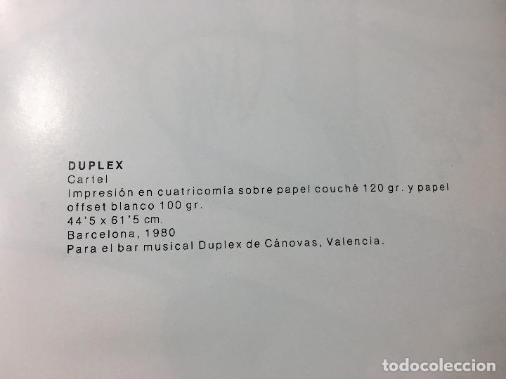 Carteles: MARISCAL GRAFIC POSTER, 15 CARTELES DE 30 X 42 CM. AÑOS 80 - Foto 15 - 73443039