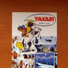 Carteles: EDITORIAL JUVENTUD - YAKARI - POSTER TAMAÑO 30,5X44. Lote 82436176