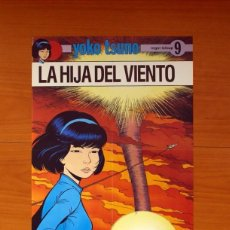 Carteles: EDITORIAL JUVENTUD - YOKO TSUNO, LA HIJA DEL VIENTO - POSTER TAMAÑO 31X44. Lote 82438924