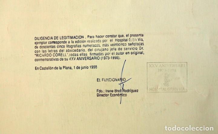 Carteles: XXV Aniversario 1973-1998 Hospital Gran Via - Castelló - Póster Tamaño 55x82 - Foto 4 - 82861828