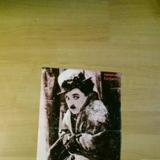 Carteles: PÓSTER «CHARLES CHAPLIN» REVISTA LECTURAS. Lote 84973200